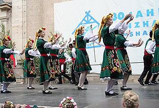 Ансамбъл Загорчета